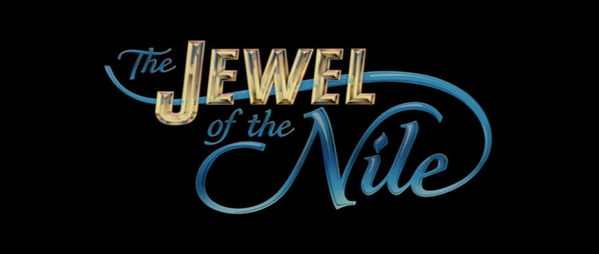 VIDEO: Title Sequence - The Jewel of the Nile