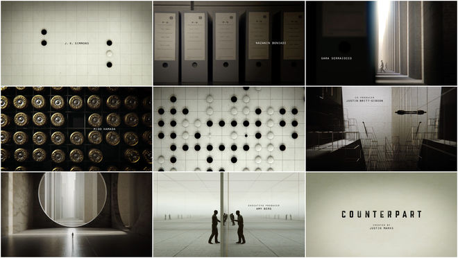 VIDEO: Title Sequence – Counterpart (2017)