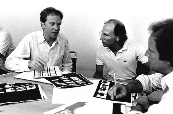 Image: Richard and Robert Greenberg, circa 1980s