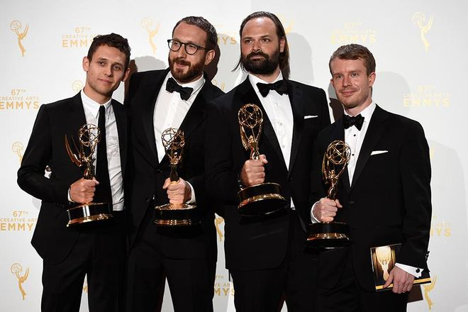IMAGE: Imaginary Forces Emmy Win Photo