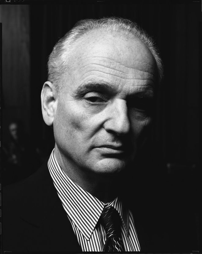 IMAGE: David Chase from The Sopranos
