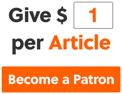 Patreon – For Long Articles – Like this feature?