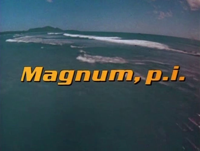 VIDEO: Title Sequence – Magnum, P.I. (1980)