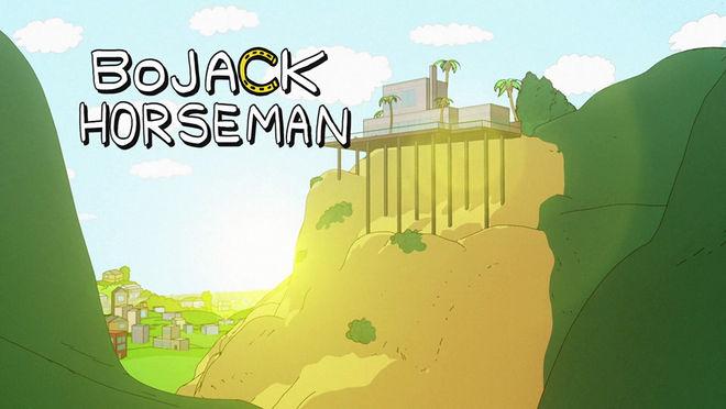 VIDEO: BoJack Horseman Season Two Main Titles