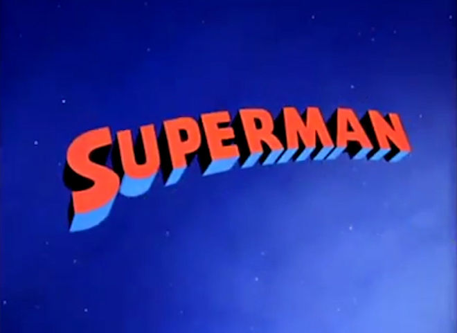 VIDEO: Title Sequence – Superman (1941)