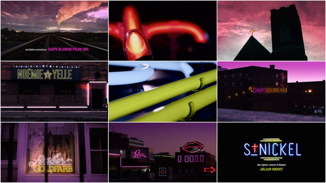 VIDEO: Title Sequence – St-Nickel (2016)