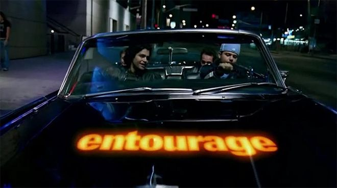 VIDEO: Title Sequence – Entourage (2004) Season 8