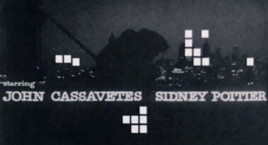 IMAGE: Edge of the City (1957) Original Title Sequence Still 02