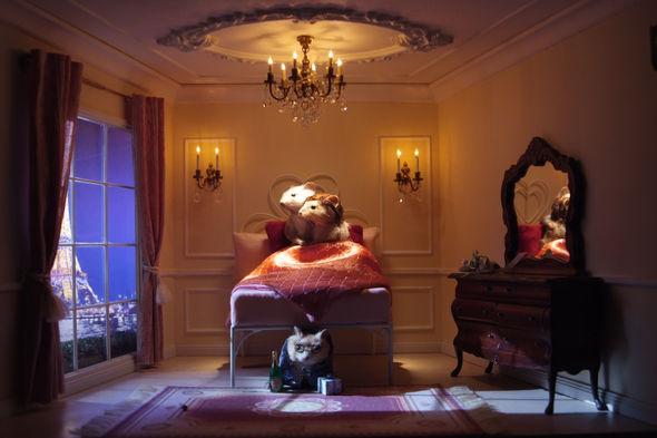Diorama example