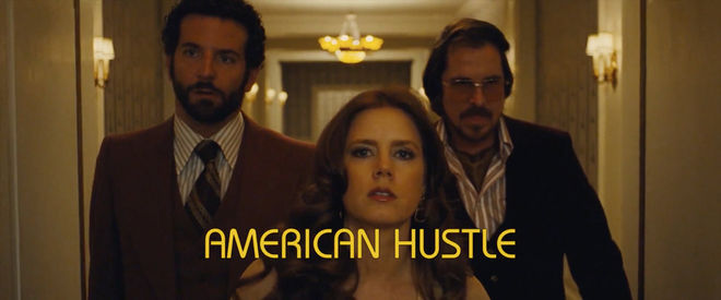 IMAGE: Still - American Hustle title card
