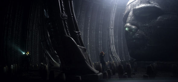 IMAGE: Prometheus (2012) film still