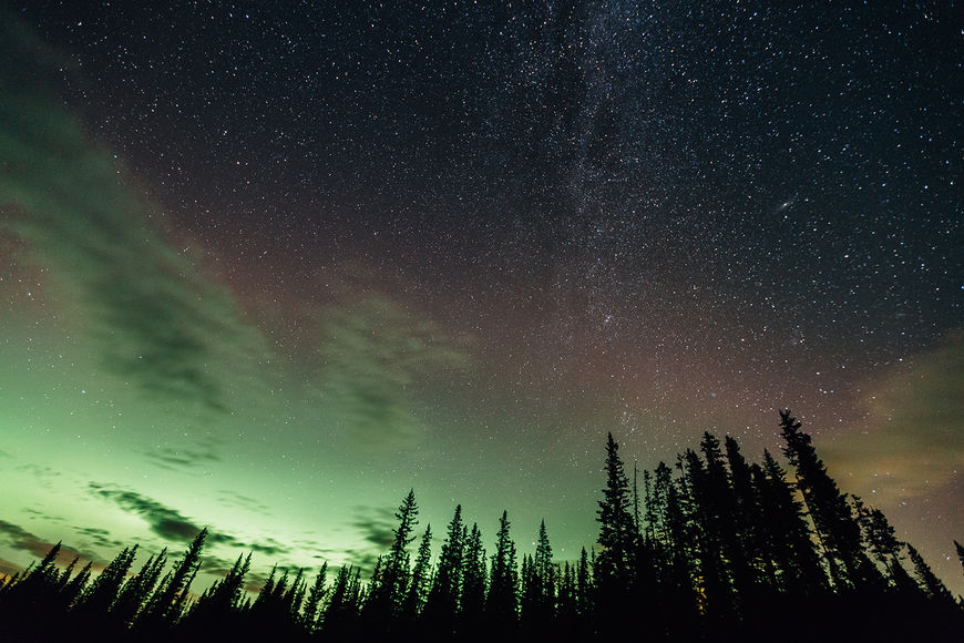 IMAGE: Photograph – northern lights