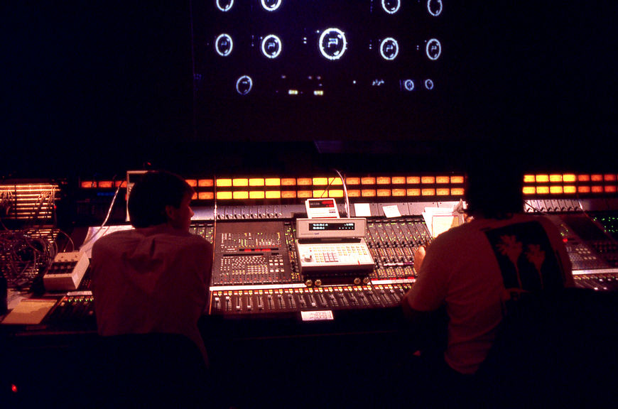 IMAGE: Photo – Soundboard editing