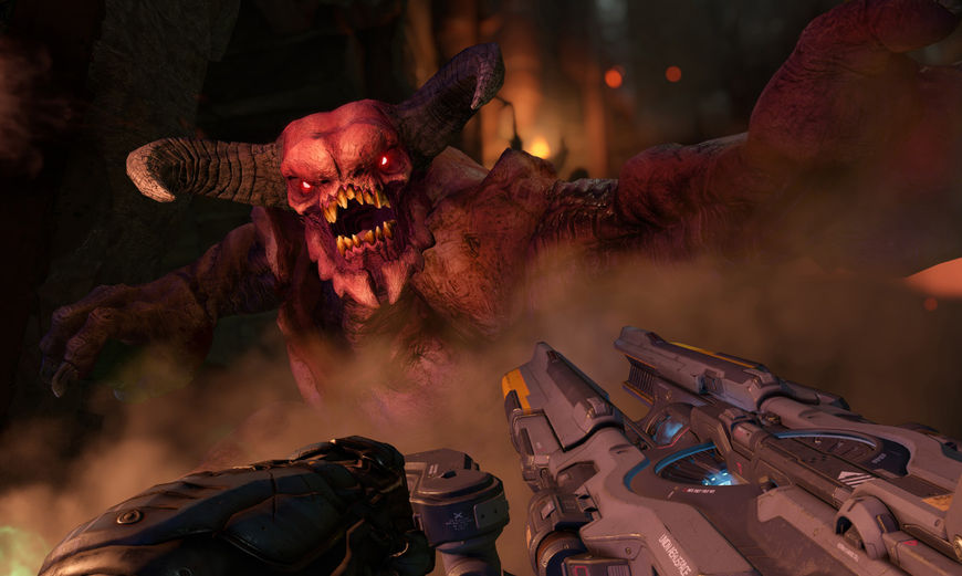 IMAGE: DOOM (2016) Screenshot 3
