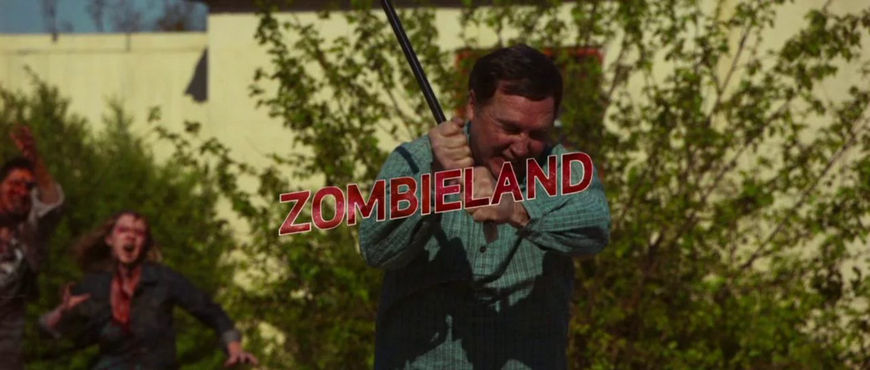 VIDEO: Title Sequence – Zombieland (2009) Main Titles