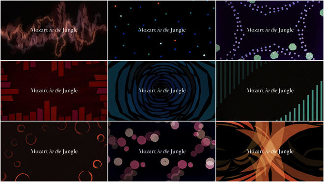 VIDEO: Title Sequence – Mozart in the Jungle (2018) Season 4