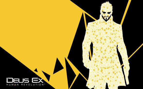 Deus Ex: Human Revolution promo art