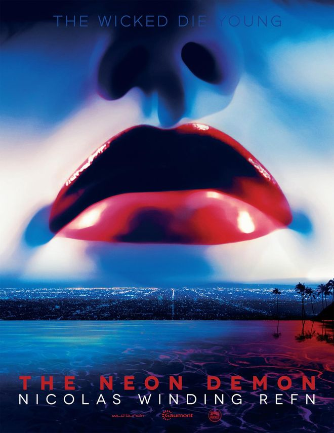 IMAGE: Neon Demon Teaser Poster