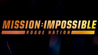 Mission: Impossible –Rogue Nation