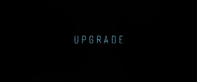 IMAGE: Upgrade title card