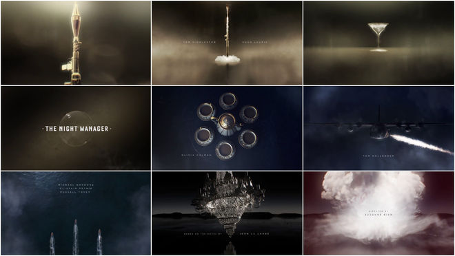 VIDEO: Title Sequence – The Night Manager