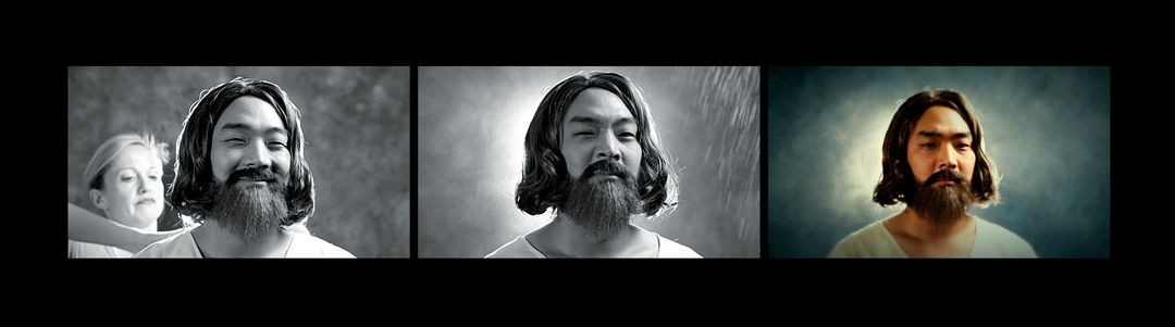 Korean Jesus