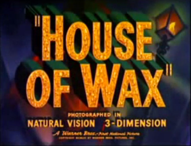 VIDEO: Trailer – House of Wax (1953)