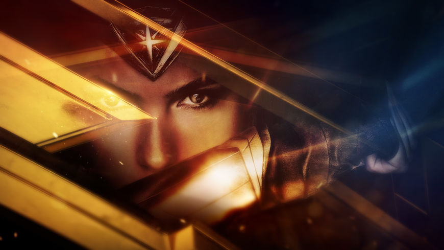 IMAGE: Wonder Woman (2017) Courageous Concept Board 2
