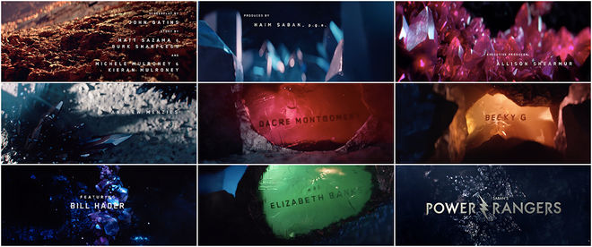 VIDEO: Title Sequence - Power Rangers