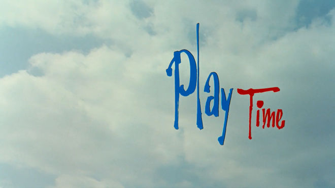 IMAGE: Playtime title card