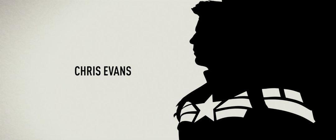 I: Chris Evans title card