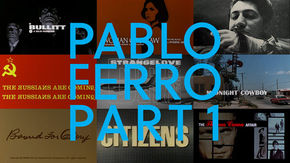 IMAGE: Pablo Ferro Part One Contact Sheet