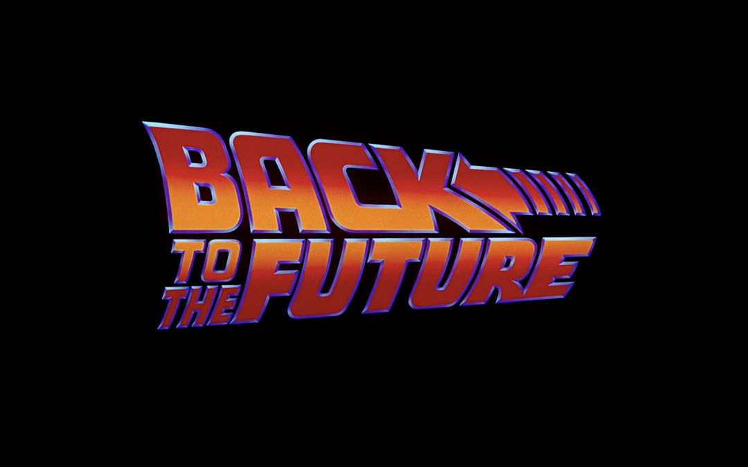 IMAGE: Back to the Future title card