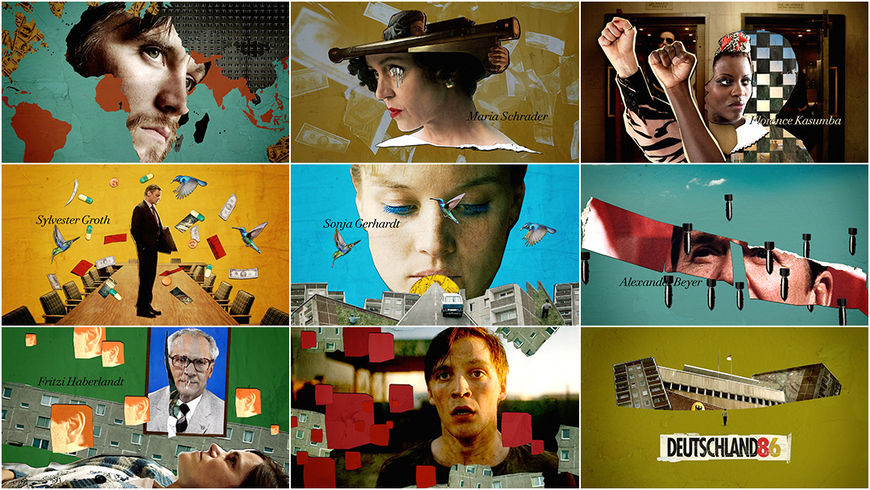 VIDEO: Title Sequence - Deutschland 86
