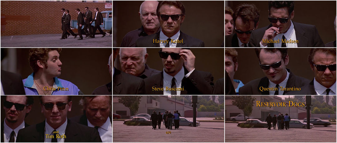 an analysis of the character of mr blonde in reservoir dogs by quentin tarantino An analysis of the character of mr blonde in reservoir dogs by quentin tarantino  quentin tarantino, reservoir dogs  , reservoir dogs, character of mr blonde.