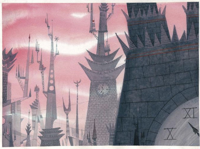 IMAGE: Environment design