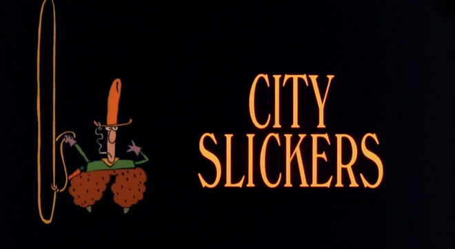 VIDEO: Title Sequence – City Slickers (1991)