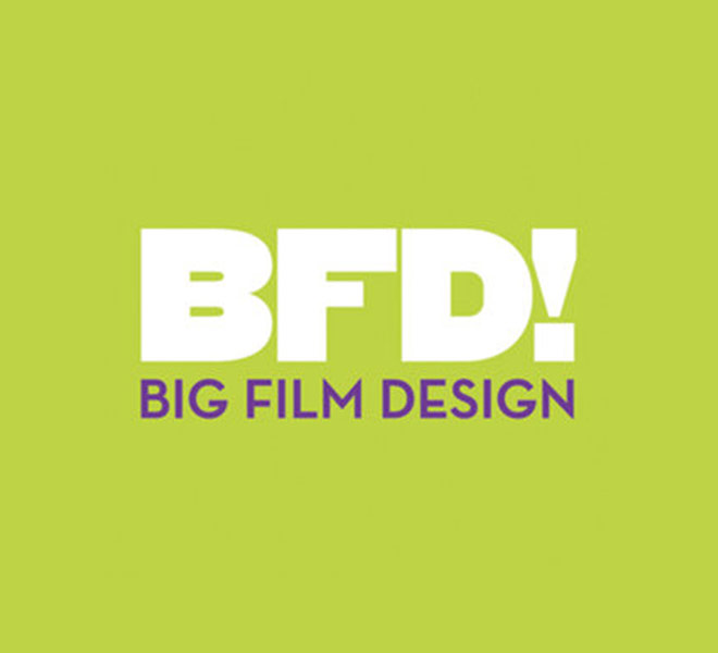 Big Film Design — Art of the Title