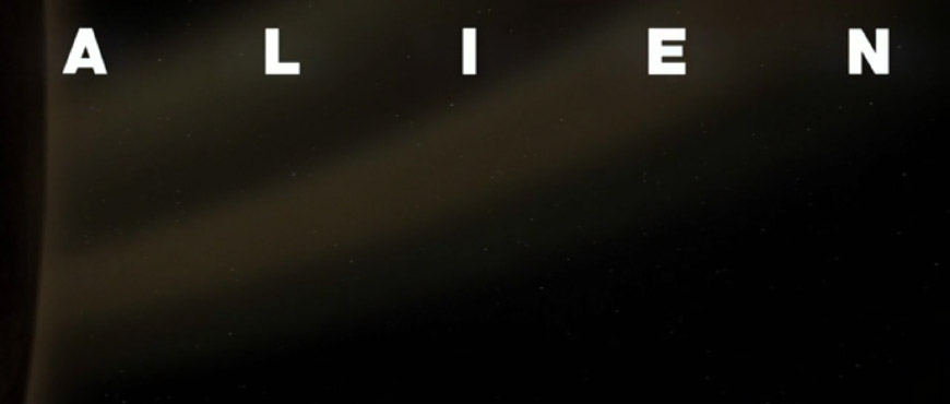 VIDEO: Title Sequence – Alien (1979)