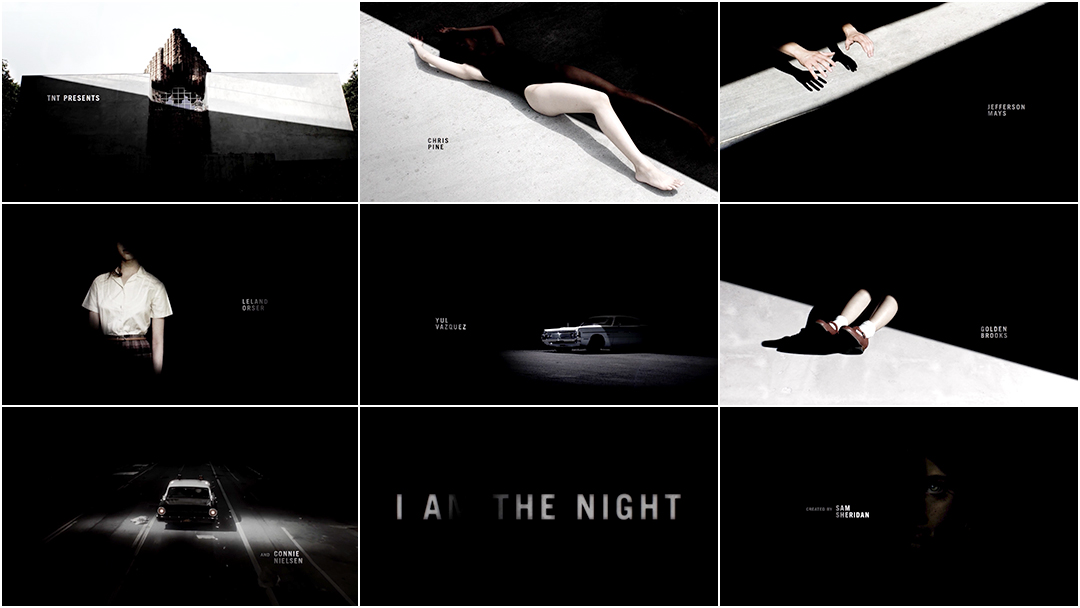 VIDEO: Title Sequence – I Am The Night (2019)