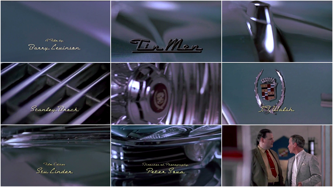 VIDEO: Title Sequence - Tin Men