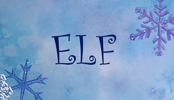 Elf 2003 Art Of The Title