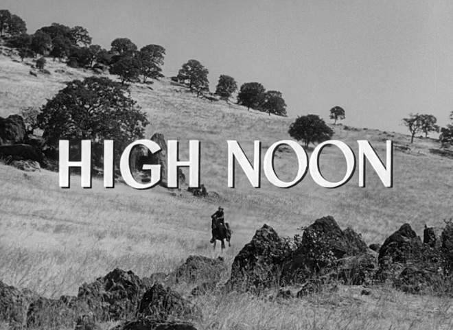 VIDEO: Title Sequence – High Noon (1952)