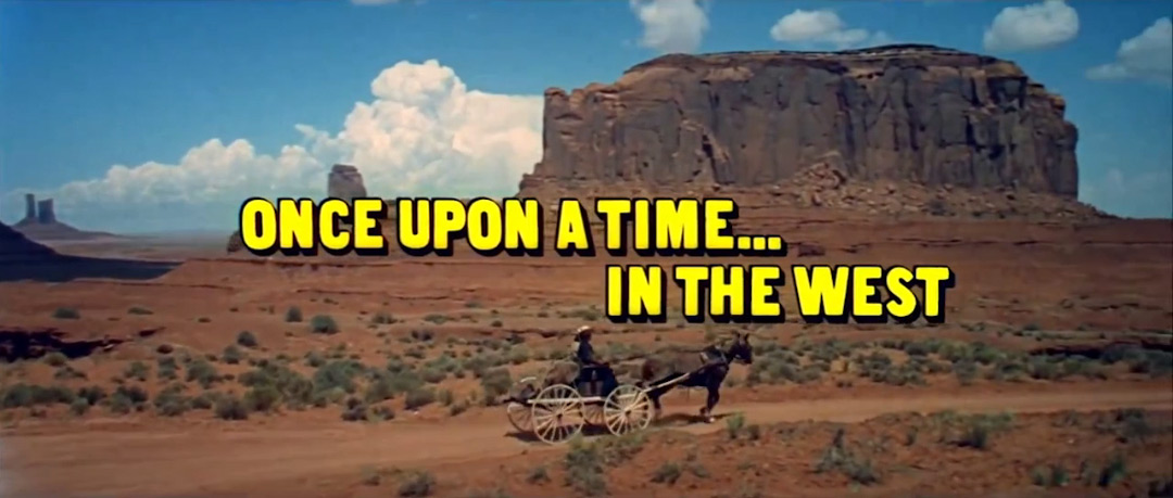 VIDEO: Trailer – Once Upon a Time in the West (1968) Theatrical Trailer