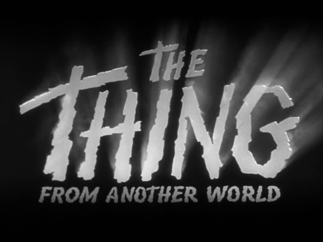 The Thing (unofficial) - The Thing from Another World