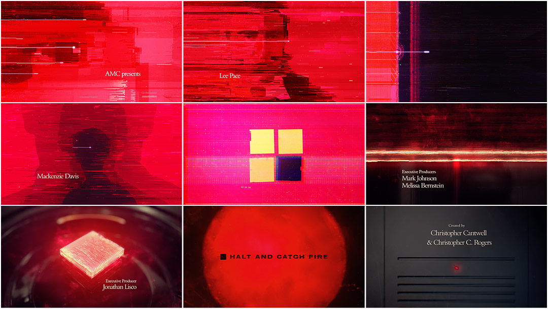 Halt and Catch Fire Title Sequence