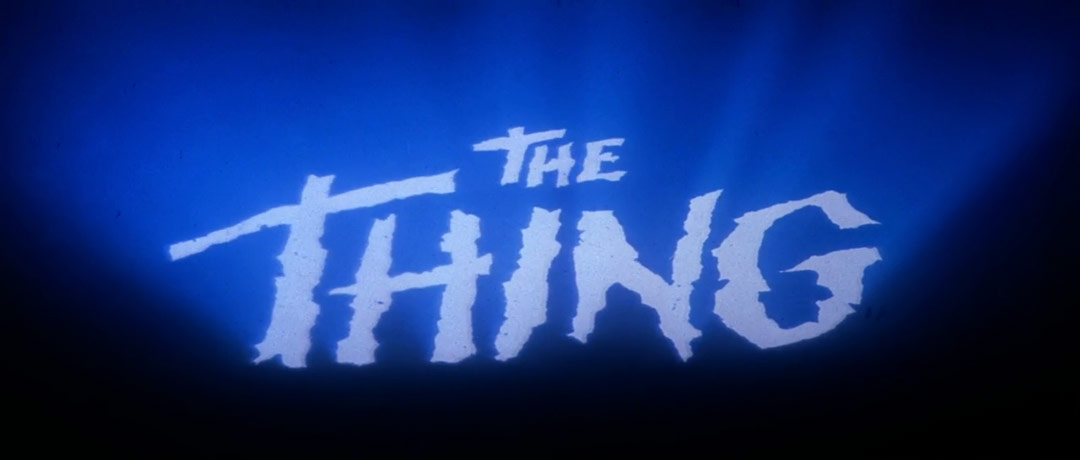 The Thing (unofficial) - The Thing (1982)