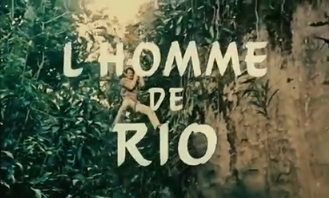 VIDEO: Trailer – L'Homme de Rio (1964)