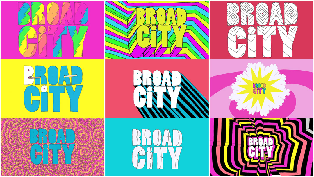 Broad City 2014 Art Of The Title